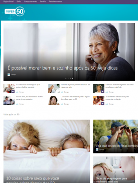 MSN 50+ / Corega